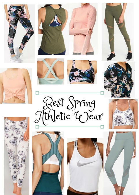 Best Spring Fitness Clothing